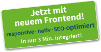 Neues Frontend - responsive - nativ - SEO-optimiert